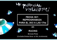Los Platillos Voladores 20-02-2016