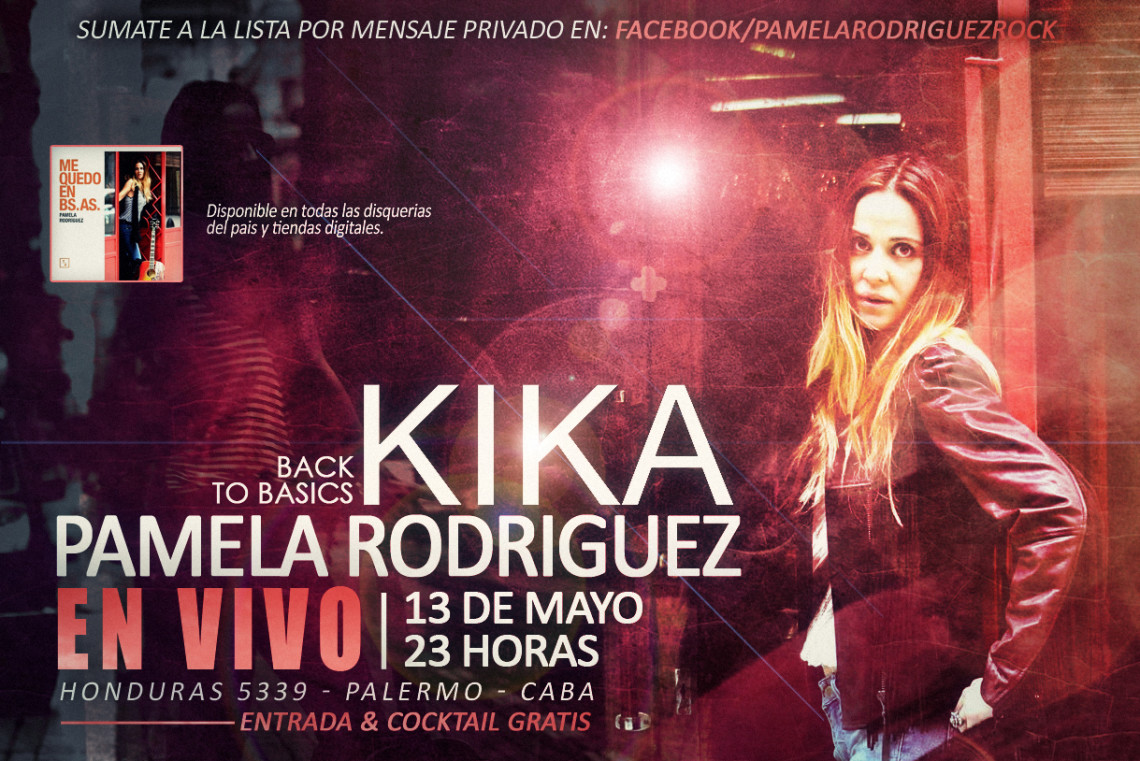 Pamela Rodriguez 13-05-2016