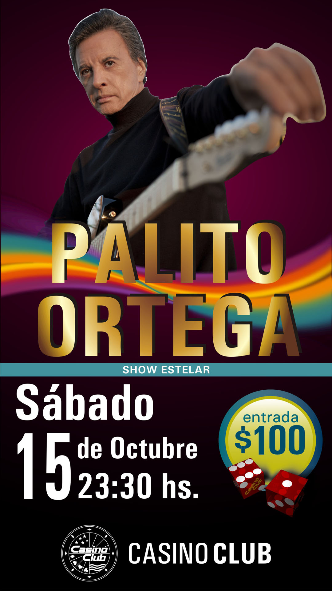 Palito Ortega 15-10-2016