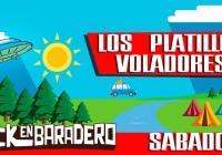 Los Platillos Voladores 04-02-2017