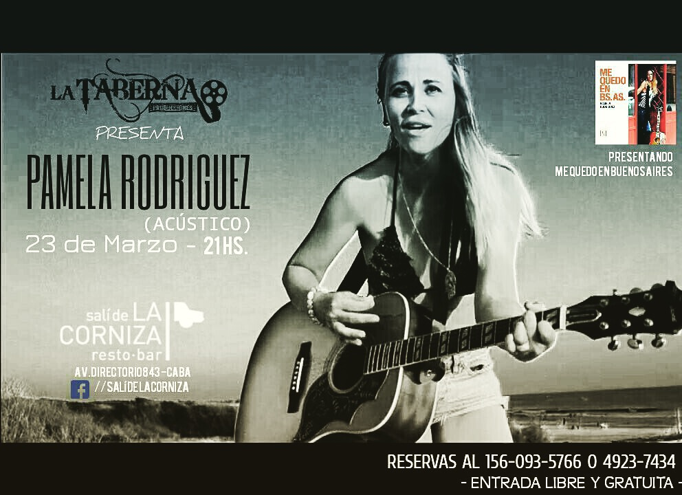 Pamela Rodriguez 23-03-2017
