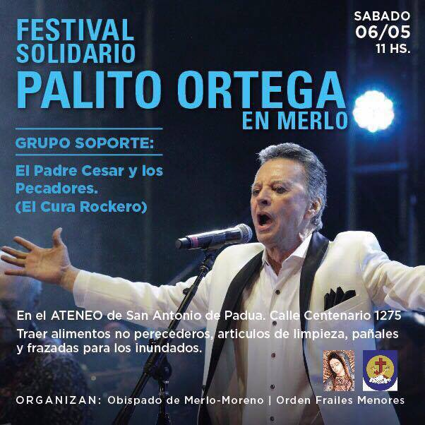 Palito Ortega 06-05-2017