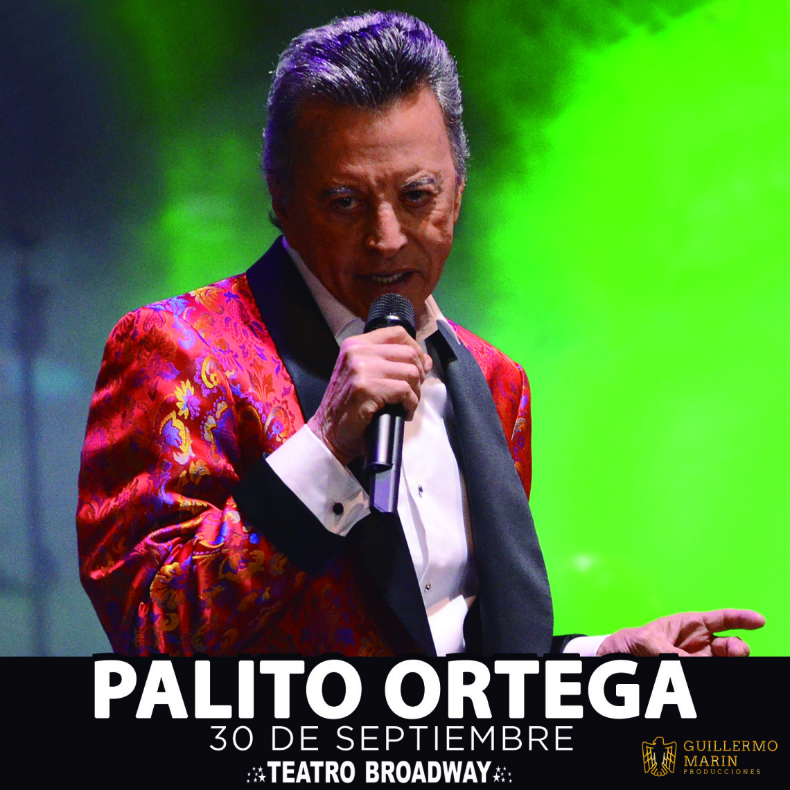 Palito Ortega 30-09-2018