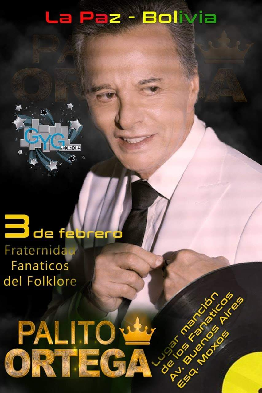 Palito Ortega 03-02-2019