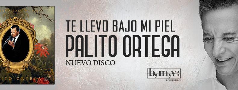 Palito Ortega Lanza Su Nuevo Disco.