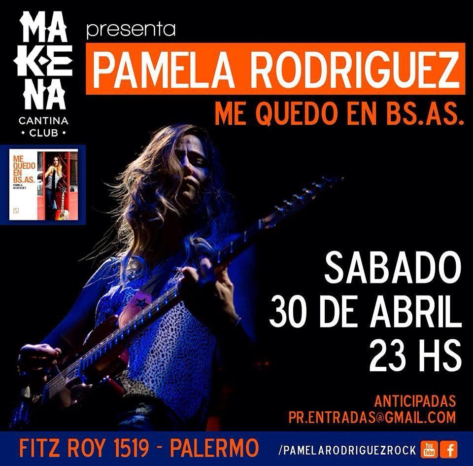 Pamela Rodriguez 30-04-2016