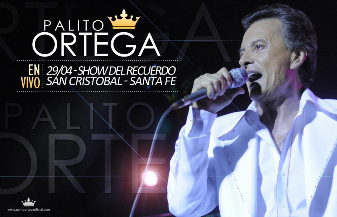 Palito Ortega 29-04-2017