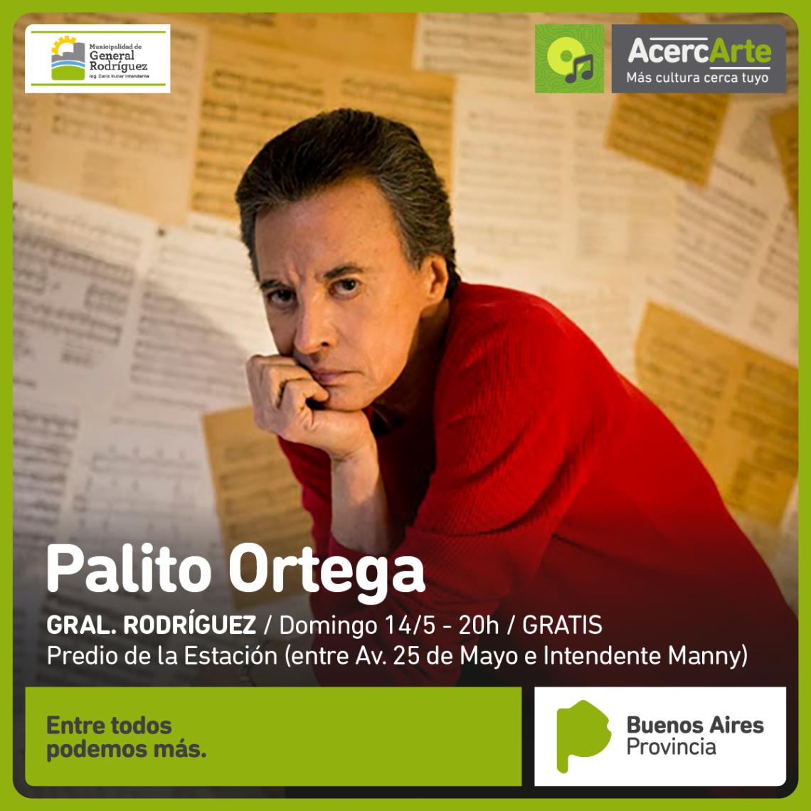 Palito Ortega 14-05-2017