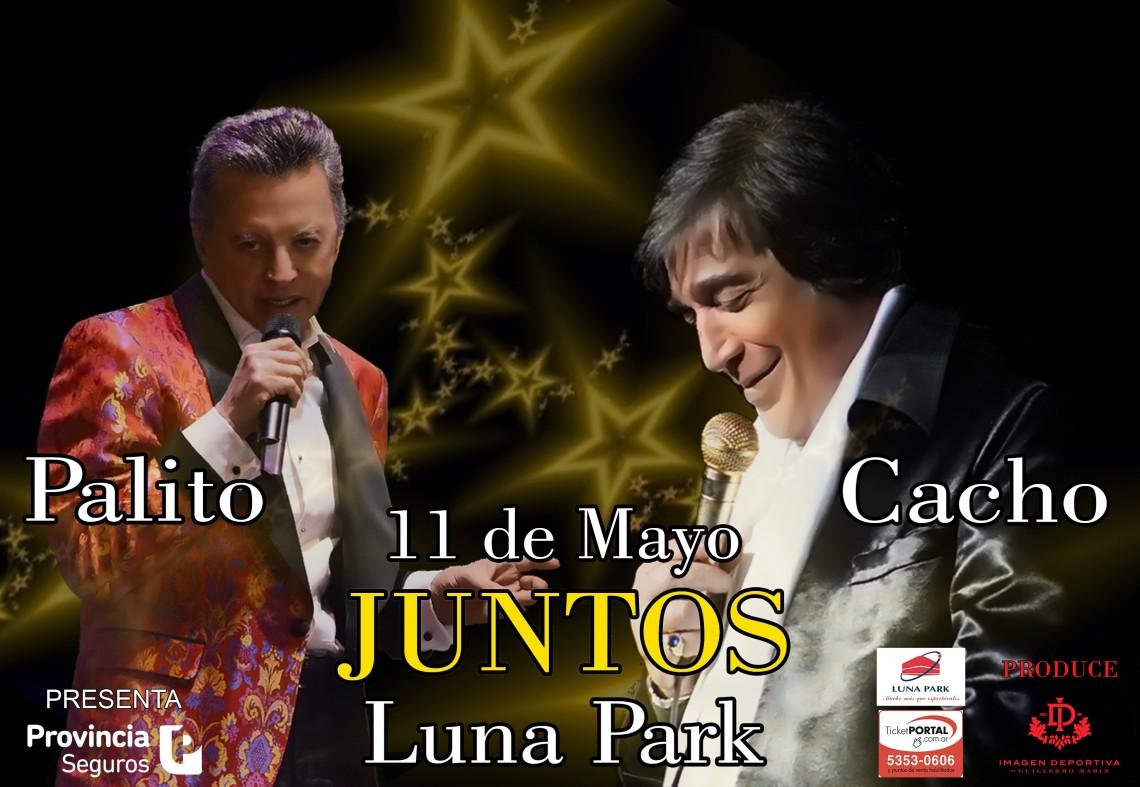 Palito Ortega & Cacho Castaña 11-05-2018
