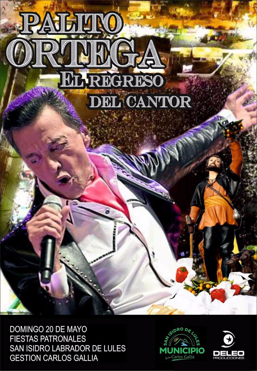 Palito Ortega 20-05-2018