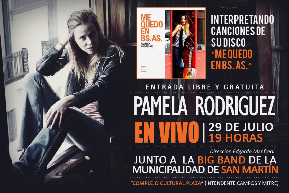 Pamela Rodriguez 29-07-2018