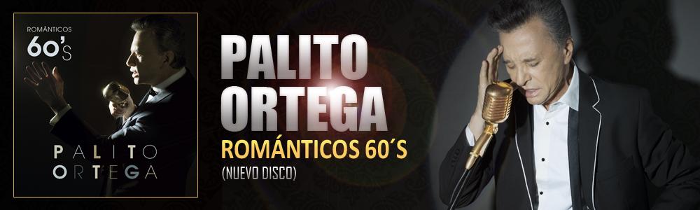 Palito Ortega – Románticos 60´s
