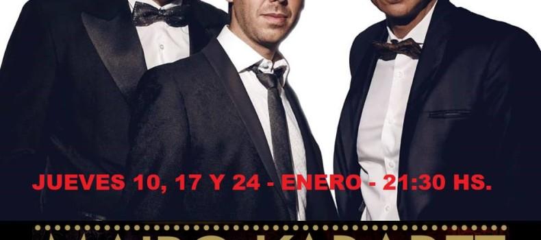 "HÉROE vuelve al ""Maipo Kabaret""."