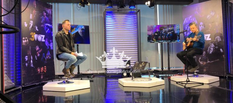 Palito Ortega Continua Su Gira Promocional En Chile.