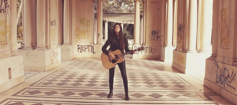 Flor Garrido Presenta Su Nuevo Videoclip.
